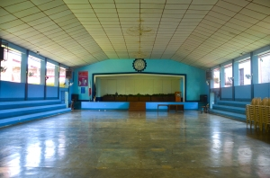 SJA Mini-Gymnasium