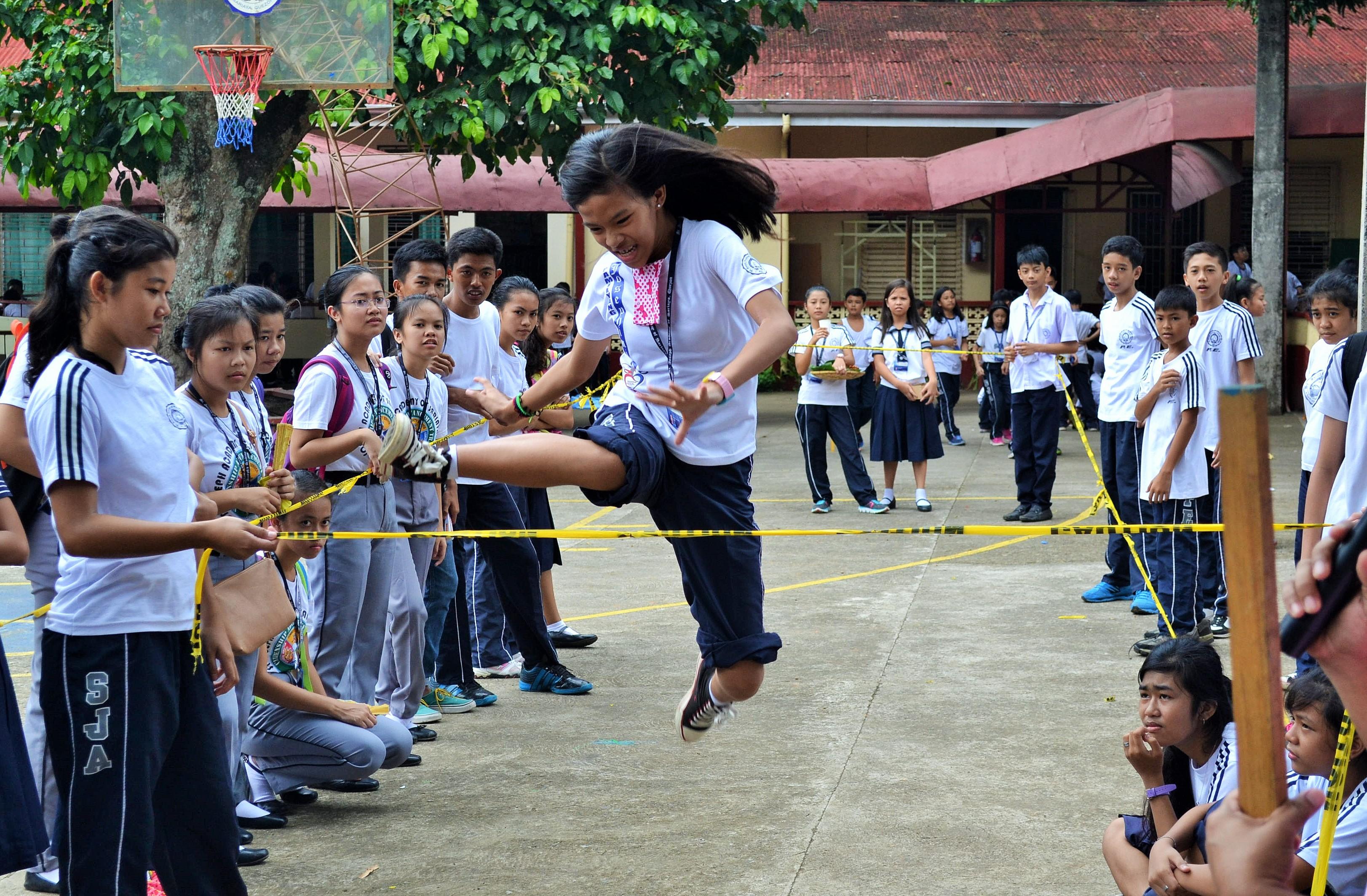 Buwan Ng Wika Celebration High School Buwan ng K...
